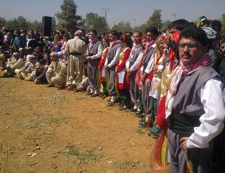 الانتفاضة السوريّة و المسألة الكرديّة: سؤال المواطنة والهويّة والعدالة الاجتماعيّة |