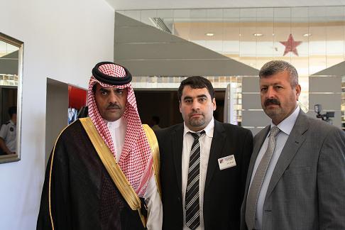 الناشط السياسي الشيخ عبدالإله ثامر entalya1_13.JPG